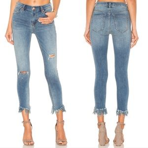 ✨ Free People Great Heights Frayed Skinny Jean ✨